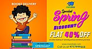 Get 40% discount on delivery service by Meratask - Private Delivery Services - India, UN