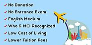 Study MBBS in Ukraine for a Very Low Tuition Fee