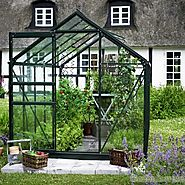 Juliana Premium Dwarf Wall Greenhouse