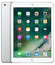 Apple iPad Tablet 9.7 inch in Silver Color @ 2901/- Off