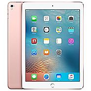 Apple iPad Pro Tablet (9.7 inch, 256GB, Wi-Fi+3G) Rose Gold @ 10,000/- Off