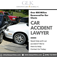 Car Accident Lawyer New York | Injured In An Accident?‎