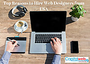 Top Reasons to Hire Web Designers from NY USA - Capital Web Solutions
