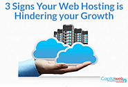 3 Signs Your Web Hosting is Hindering your Growth | Services Lakewood