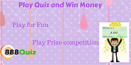 Play online quiz games and win money