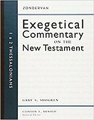 Question and Answer with Gary Shogren on 1 and 2 Thessalonians (ZECNT)