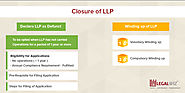 Looking for legal process to close your business registered as an LLP?