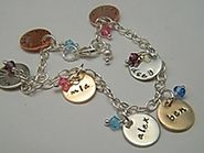 Birthstone Bracelets for Moms