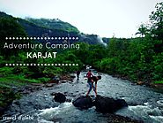 Adventure and Camping in Karjat | Monsoon Offer @1790