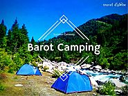 Barot Camps | River side Camping in Barot