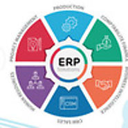 Manufacturing ERP software | ERP Software Developer Company