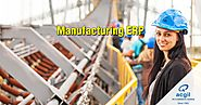 Step by Step Guide To get the benefits of Manufacturing ERP 2019