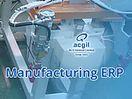 Manufacturing ERP Solution | ACGIL