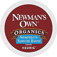 Newman's Own Organics Keurig Single-Serve K-Cup Pods - Medium Roast