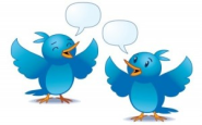 "On the Art of Becoming ""Someone"" on Twitter 