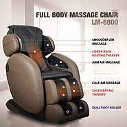 Kahuna Massage Chair LM6800 Review Yoga Heat -Home Reviews