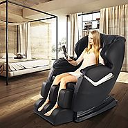 Real Relax Favor 03 Review Heated Massage Chair - Home Reviews