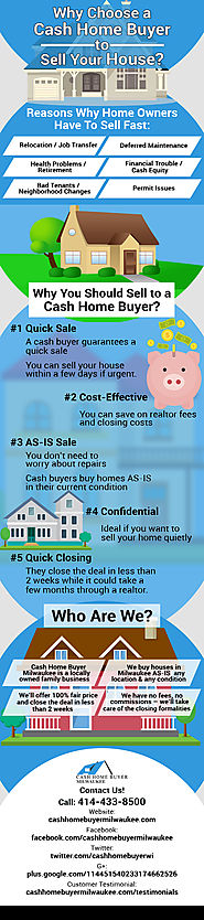 Cash Home Buyers: Why Sell Your House to Them?