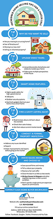 Infographic: Learn How To Sell Your House In 2018
