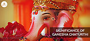 Significance of Ganesha Chaturthi - AstroVed.com