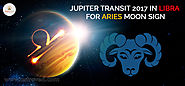 Jupiter Transit 2017 in Libra For Aries Moon Sign - AstroVed.com