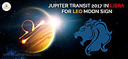Jupiter Transit 2017 in Libra For Leo Moon Sign - AstroVed.com