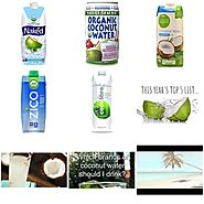 Best Organic Coconut Waters 2017