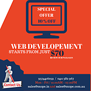 Special Offer - Build Your Website in Just $70 With SEO
