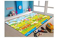 MyLine Eco baby play mat-Happy Chick/Animal ABC