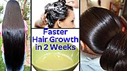 How to Grow Long Thicken Hair with Onion in 2 Weeks