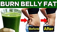 Melt Belly Fat With This Simple Drink