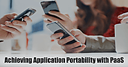 Achieve Application Portability with PaaS | Sysfore Blog