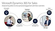 10 Attributes of Microsoft Dynamics 365 for Sales Empowerment - Sysfore Blog