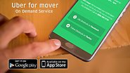 On-Demand Mover Booking app like Buddy truck, Dolly, Lugg - Movers and Packers service App  | Ready-Made Apps for Ent...