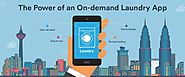 Be an on-demand dry cleaning service - Laundry App Development