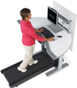 How to set up a treadmill desk