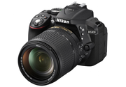 Nikon's new D5300 DSLR builds in Wi-Fi and promises sharper photos