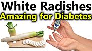 Is White Radishes Good For Diabetics or Not