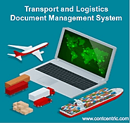 Transport and logistics document management system by ContCentric
