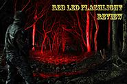 Red Led Flashlight Review - Best Red Flashlight Review
