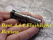 Best AAA Flashlight Review 2017 - Best Red Flashlight Review