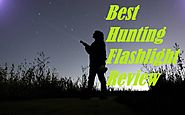 Best Hunting Flashlight Review 2017 - Best Red Flashlight Review