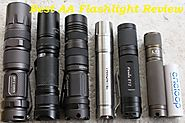 Best AA Flashlight Review 2017 - Best Red Flashlight Review