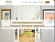 HOME TEAM FOR HARDWOOD FLOORING CHARLESTON