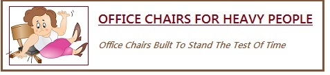 Headline for 500 LB Capacity Office Chair