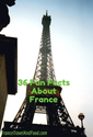 36 Fun Facts About France