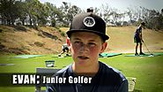 Junior Golf Camp Day 2: 18 GREENS TV
