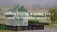 Secure Luxury Maple Grove Homes for Sale? Check for These Security Features
