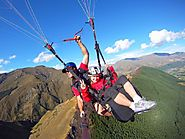Professional Paragliding Company in Glenwood Springs