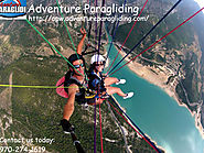 Thrilling Paragliding Company in Aspen, Vail